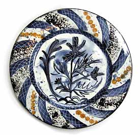 Sea Holly Plate