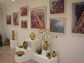 Main Gallery, Yew Tree Gallery