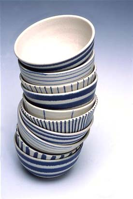 Sue Binns - Stack of Plates
