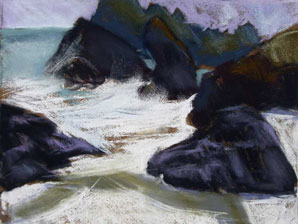 Kynance Cove  Carolyn White