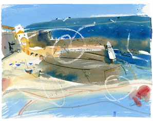 St Ives Harbour Jessica Bright