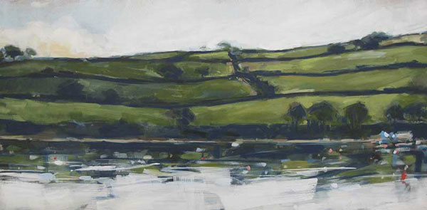 across the river  Imogen Bone
