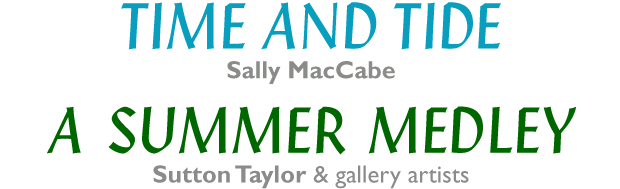 Summer at the Yewtree Gallery